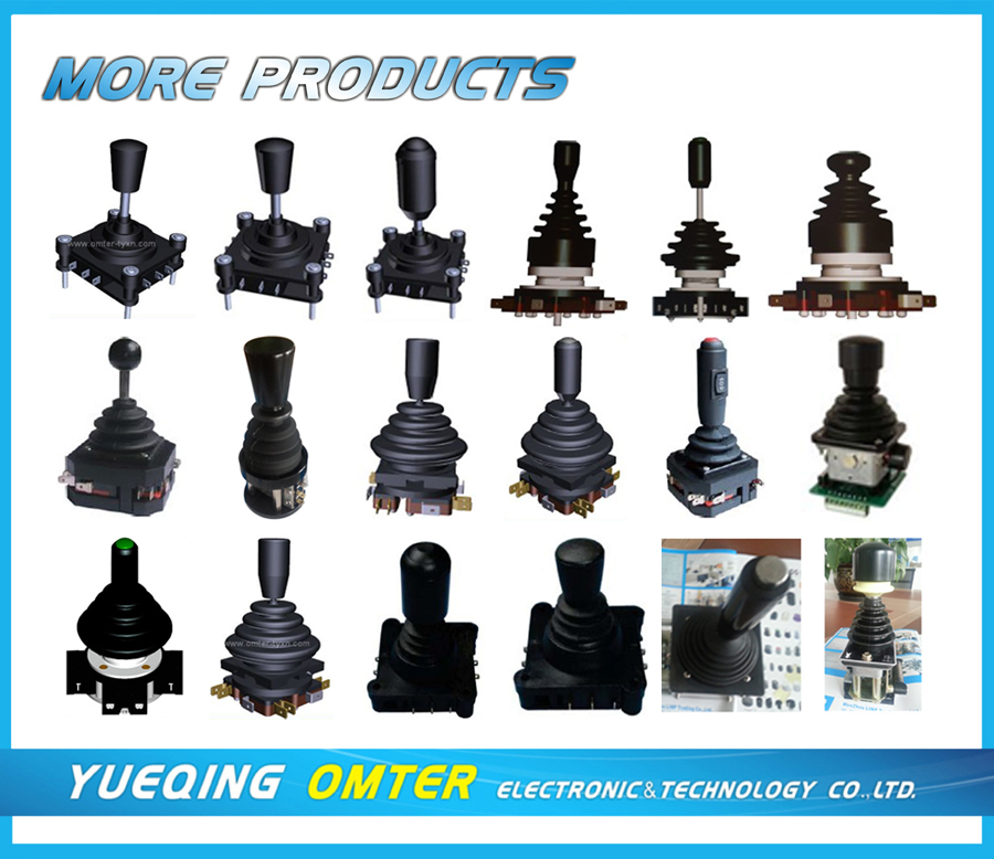 joystick control for loader OM6000-1A-U21-MS00-B005_Yueqing Omter