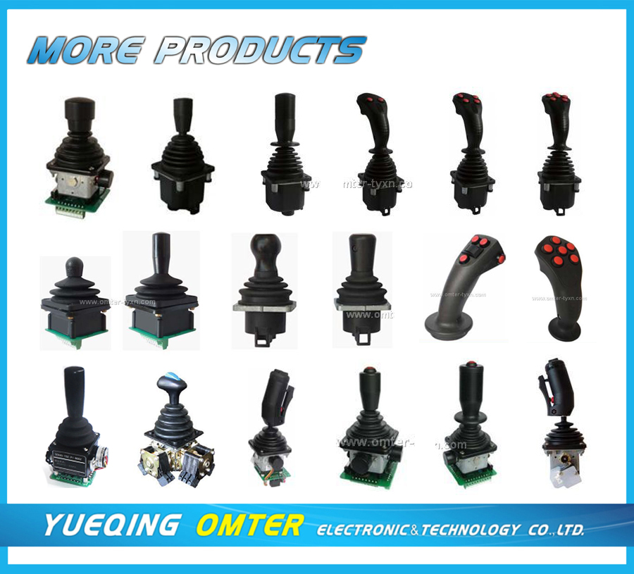 joystick controller potentiometers OM8000 series_Yueqing Omter